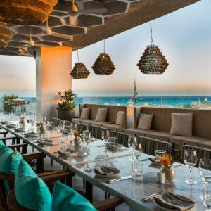 thompson-playa-del-carmen-dining