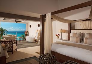 Zoetry Montego Bay Jacuzzi Terrace Suite