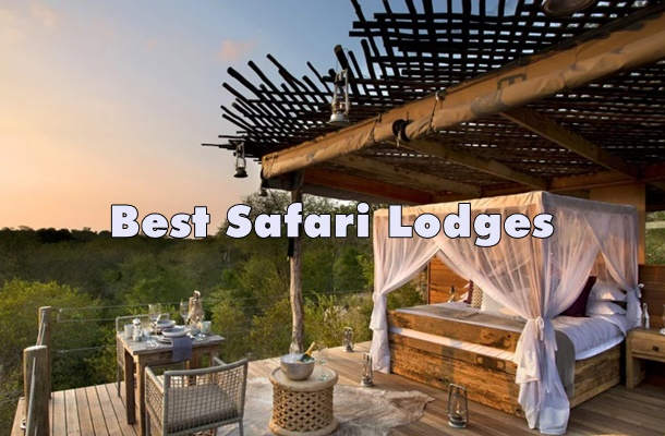 Safari-Lodges