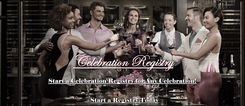 Celebration Registry